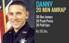 danny-sakai hero wod