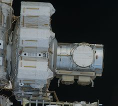 Quest airlock exterior - STS-127 - Quest Joint Airlock - Wikipedia, the free encyclopedia