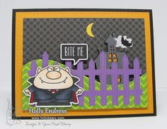 Spooky Scary September Feature Day  Comment to Win    Your Next Stamp