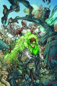 25 Green Lantern Covers Light Up DC's 75th Anniversary Celebration - IGN