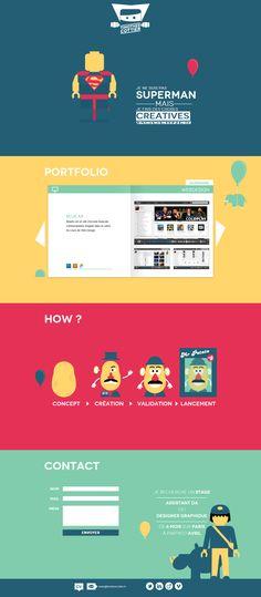 Unique Web Design, Timothee Cottier #WebDesign #Design (http://www.pinterest.com/aldenchong/)