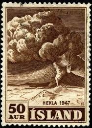 Výsledek obrázku pro Volcanoes on postage stamps