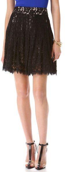 #shopbop.com              #Skirt                    #Kiernan #Lace #Skirt     Kiernan Lace Skirt                                  http://www.seapai.com/product.aspx?PID=607754
