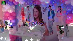 Violetta - Decoração para festa temática de aniversário infantil de meni...