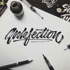 WEBSTA @ hurufraktur - Mari berbagi keindahan huruf.Karya tangan @ndrienugrieTag/ Mention karyamu ke:@hurufraktur #hurufrakturDukung Talenta-Talenta Terbaik Indonesia.___________________________________________________For comission inkfection .. logotype.. #lettering #typographyinspired #handlettering #ink #brushscript #brushlettering #handmadefont #logotype #logoinspire Jadi kenapa kenapa harus produktip..? 1 nambah follower.. 2 pasti ada yg comission ..3 practice biar makin bagusAyo kita…