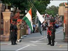 Read article about Attari Border Trade - India Pakistan Wagah Attari Border will become a Trade hub. The Attari Border Trade opening at Attari Land Border will change the India Pakistan Trade Relations. and more articles about Textile industry at Textile Industry, India And Pakistan, Love Poetry Urdu, Amritsar, Taxi, Army, Street View, Travel, Pakistani