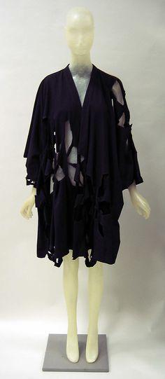 Yohji Yamamoto SS1983 Met Collection