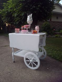 Tea Cart Candy Bar f