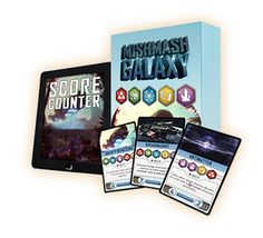 Crazy clever card game, where you mix Sci-fi cliches and tropes!