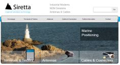 Siretta Launch New Wireless Products Website http://www.antenna-news.co.uk/?p=87