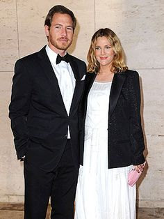 A beaming Drew Barrymore, 37, tied the knot Saturday with her fiancé of five months, art dealer Will Kopelman, at her Montecito, Calif., home.