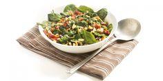 Boodschappen - Catalaanse spinazie uit de wok