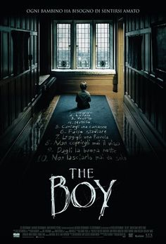 The Boy [HD] (2016)