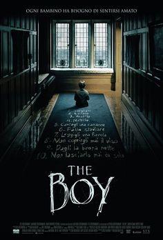 The Boy [HD] (2016)