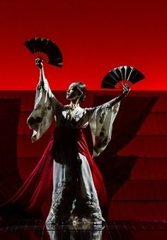 Puccini: Madam Butterfly - seen many times but my first was WNO , Cardiff 1990