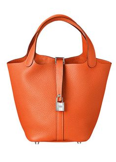 Accessories Worth Investing In - The Bag Subject to tough love on the daily, your bag should be built to withstand slinging, stuffing, and shoving. Stay away from counterintuitive thinking: A better constructed (and therefore more expensive style) can survive the abuse, far outlasting its bargain-bin counterparts. Hermès Picotin Lock 18