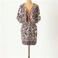 Antro Leifnotes Lamai Tunic Dress