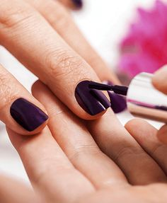 How much damage are you really doing to your digits thanks to your nail polish addiction?