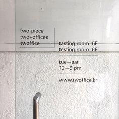 Signage Design, Facade Design, Architecture Design, Sign System, Tasting Room, Window Stickers, Basel, Store Design, Design Elements