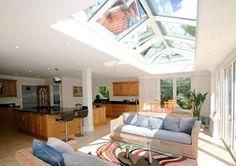 Orangery Kitchen Room in East Sussex