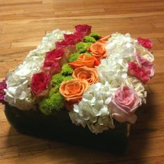 Square low centerpiece by libby northern email , art_by_libby@yahoo.com