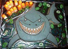 Hai-Torte - Shark cake