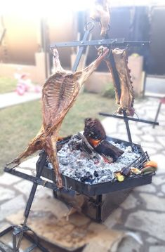 asador a la cruz, parrilla / horno multifuncion, desarmable!