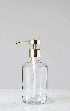 28 best glass soap dispensers images in 2019 glass spray bottle rh pinterest com