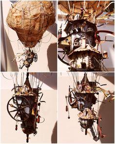 curiosities & clockwork