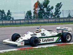 29 March 1981 Carlos Reutemann won the Brazilian Grand Prix with Williams-Ford