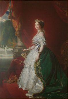 File:''L'imperatrice Eugenie'' de Franz-Xaver Winterhalter.jpg