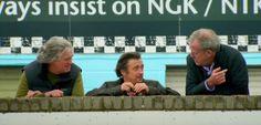"""Доброе утро! Джереми Кларксон и компания позвали в новое шоу старого Стига. Для нового автомобильного шоу Джереми Кларксон предложил переименовать старого Стига в """"Стога"""". В ноябре на канале Amazon начнётся трансляция первого сезона шоу The Grand Tour (TGT), которое создали Джереми Кларксон, Джеймс Мей Ричард Хаммонд после скандального ухода из телекомпании ВВС. Как и в случае с Top Gear, где на треке роль исполнял безымянный гонщик по прозвищу Стиг, в TGT будет собственный гонщик. Им стал…"""