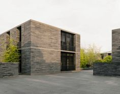 Xixi Wetland Estate 02 850x667 David Chipperfield Architects Designs a Stunning Estate in Hangzhou, China
