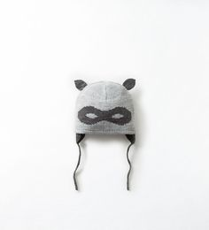 MASK HAT-Hats, scarves and gloves-Accessories-MINI | ZARA United States
