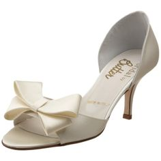 Amazon.com: Bridal by Butter Women's Cassidy-B d'Orsay Pump: Shoes
