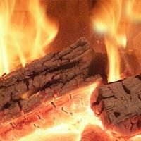 We supply high quality hardwood logs that have been dried in a kiln to produce firewood that is easy to light and burns with extra heat. For more info visit www.woofwoodfuel.co.uk