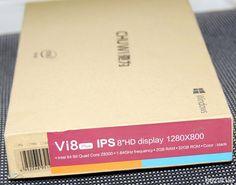 """Екран (8"""", 1280×800) / Intel Atom X5-Z8300, (1.84 ГГц) / основна камера: 2 Мп, фронтальна камера: 2 Мп / RAM 2 ГБ / 32 ГБ вбудованої пам'яті +..."""