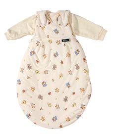 Wichtig für eine gesunde Schlafumgebung - Schlafsack statt Decke >> Alvi Baby-Mäxchen 3teilig Gr. 50/56 Hampelmann beige