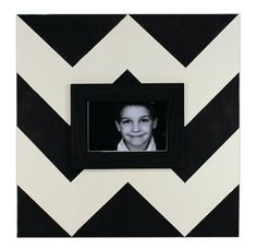 Crafts Direct Project: Chevron 16x16 Frame