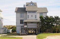 SEANANIGANS: 6 bedrooms, 5.2 baths on the Avon ocean front