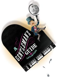 A Gentleman's Guide to Love and Murder – Official Broadway Site