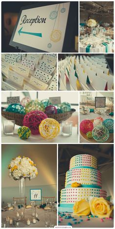 CANDY BUTTON WEDDING