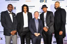 Indisputable Proof The New York Knicks Are The Most Dapper Team In The NBA (PHOTOS)