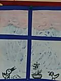 Zimní okno