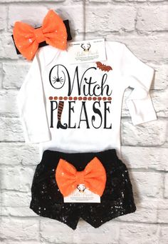 A personal favorite from my Etsy shop https://www.etsy.com/listing/548403861/baby-girl-clothes-witch-please-bodysuit