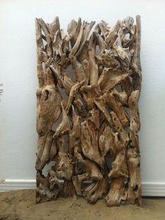 Driftwood Wall Art driftwood wall art ♪ ♪  #inspiration_crochet #diy gb http