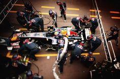Monaco Gp Pit Lane photographed by Daniel Sommer- ONE EYELAND