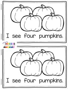 FALL COUNTING BOOK - Numbers and counting all about leaves and Thanksgiving - reading math science writing for November Pre-K common core aligned worksheets activities and printables FREEBIES Fall Preschool Activities, Preschool Halloween, Preschool Projects, School Fun, School Ideas, Science Writing, Preschool Kindergarten, Pre K Resources, Homeschooling