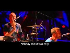 Coldplay The Scientist Live 2012 Stade De France HD With Lyrics - YouTube