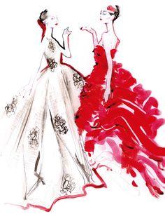 Esta es la esencia de la Alta Costura: la elegancia...(aunque aquí sea sólo un…